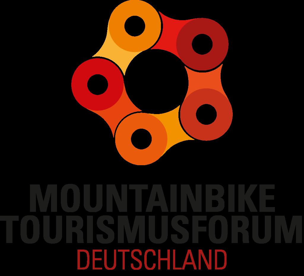 Das Logo des Forums steht sinnbildlich für die Vernetzung aller Akteure.