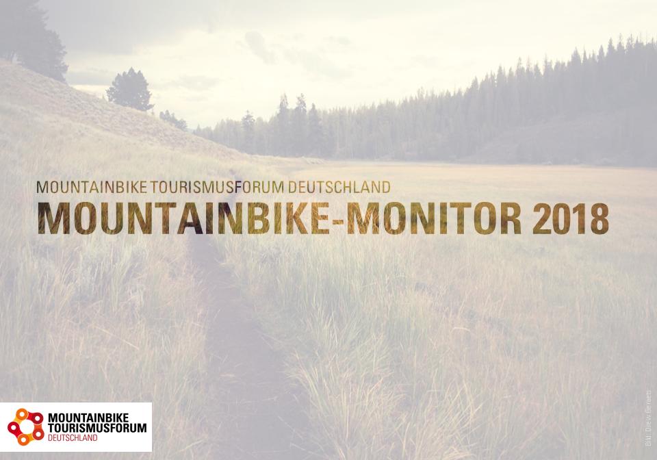 Mountainbike-Monitor 2018 Titelblatt